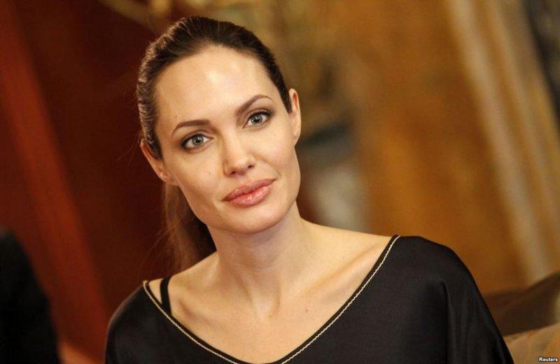 Анджелина Джоли стала профессором английской школы экономики