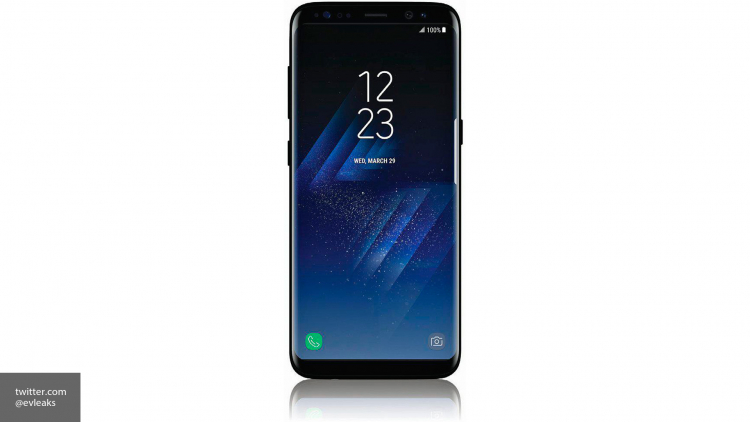 Samsung Galaxy S8 должен был иметь сканер отпечатка пальца вдисплее