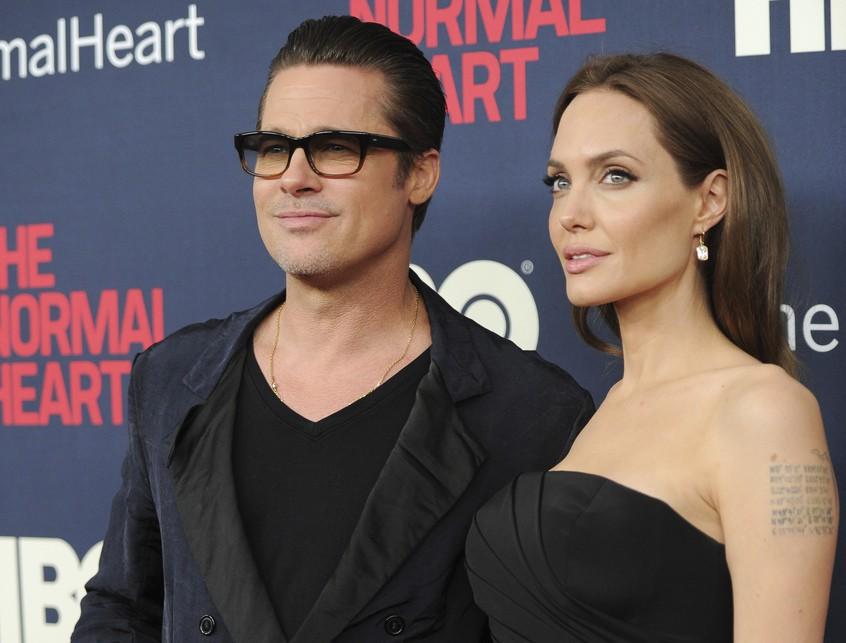 Анджелина Джоли купила дом вЛос-Анджелесе, чтобы быть ближе кБрэду Питту
