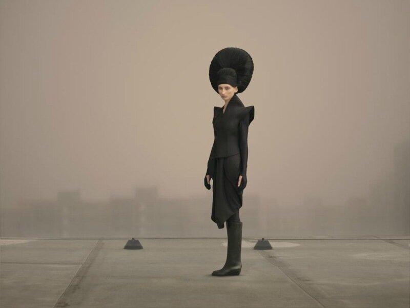 Bara Prasilova   Необузданная фантазия чешского фотографа в коллекции пастельных снимков
