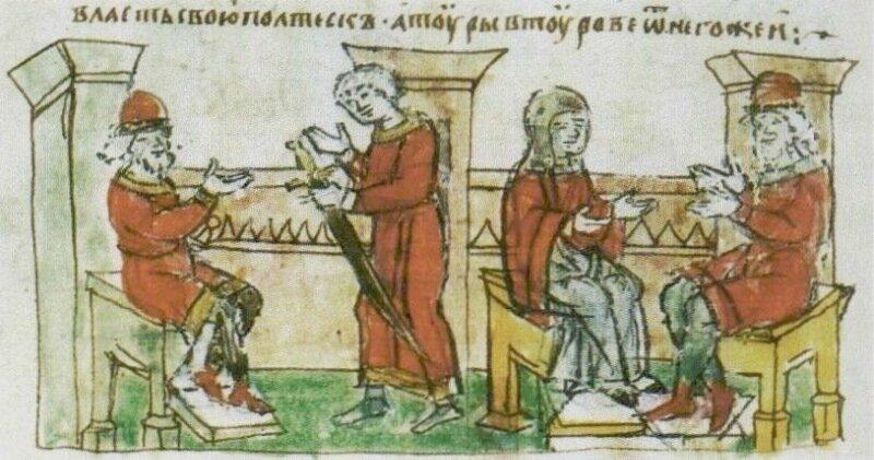 Літопис (запис історичних подій)