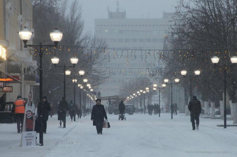 Праздничное настроение, Саратов, Волжская, 02 декабря 2016 года