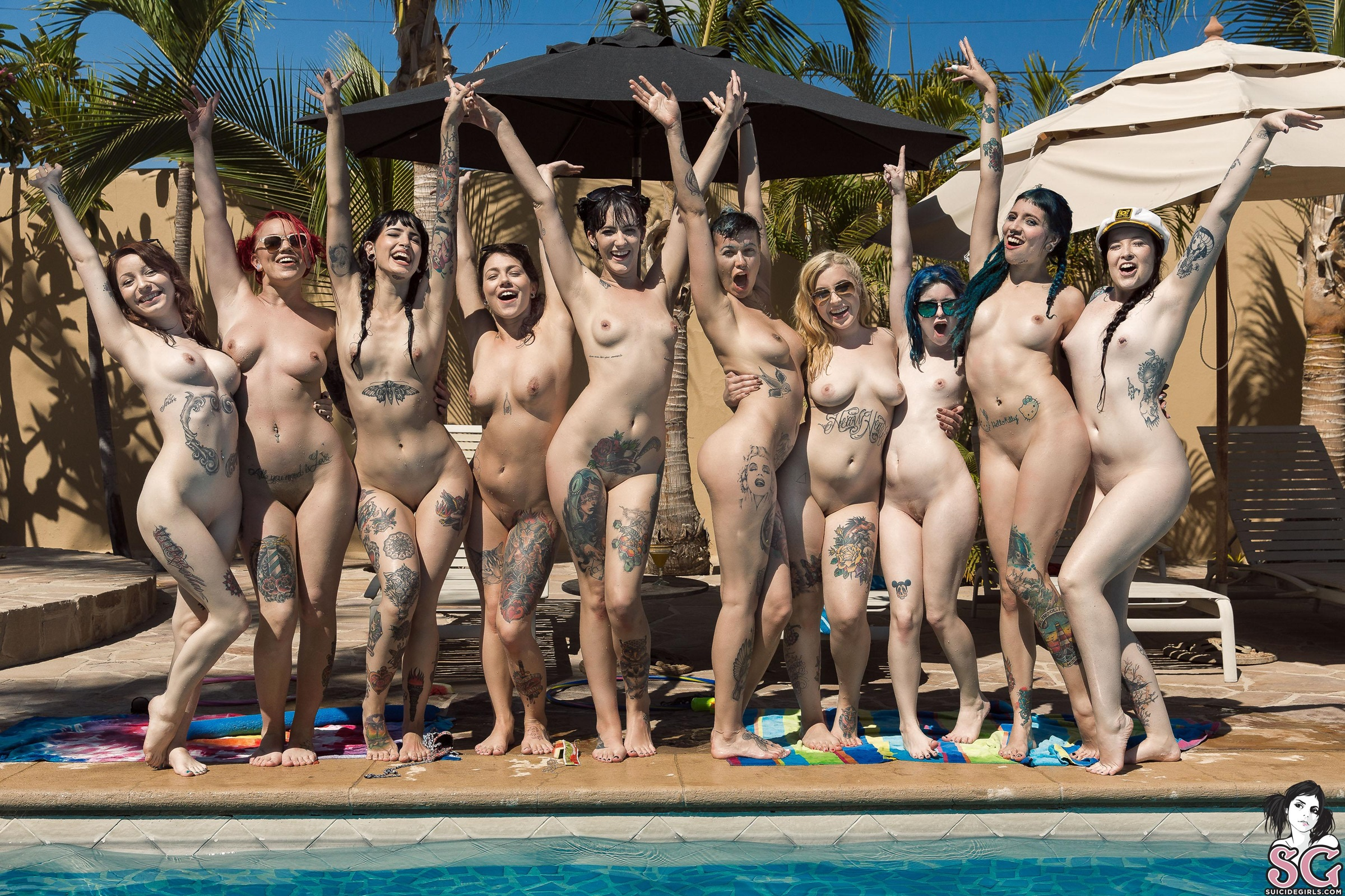 Suicide Girls