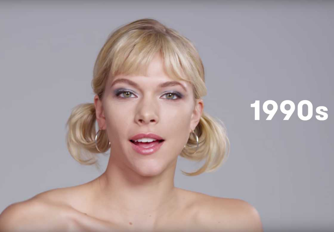 100 years of beauty in one minute – The evolution of style in Sweden
