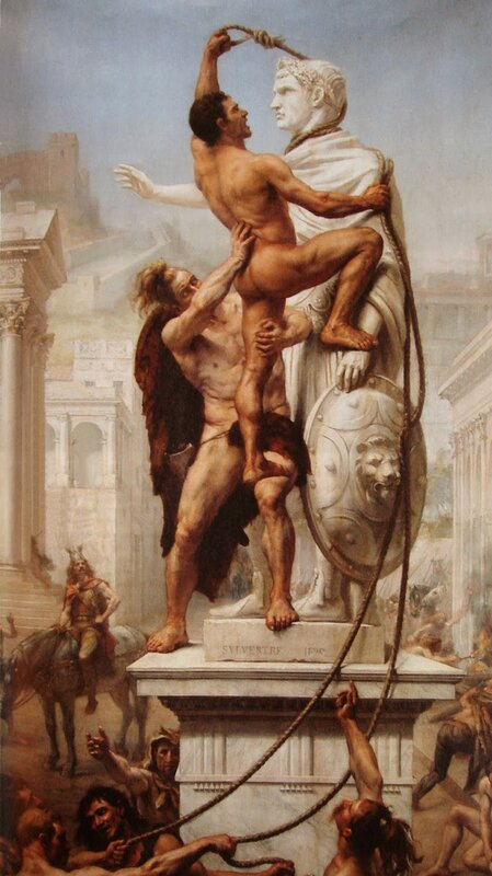4 Sack_of_Rome_by_the_Visigoths_on_24_August_410_by_JN_Sylvestre_1890.jpg