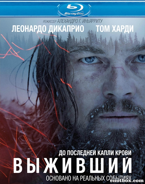 Выживший / The Revenant [Open Matte] (2015/BDRip/HDRip)