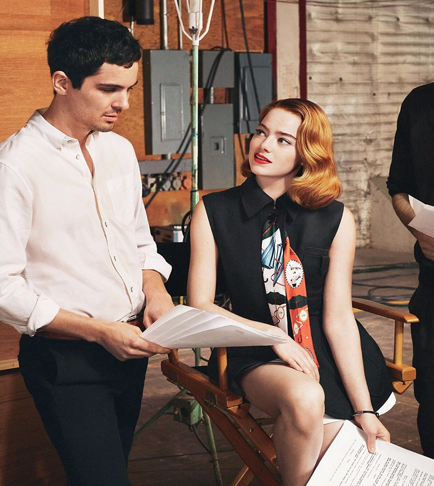 Emma Stone - Vogue US (November 2016)