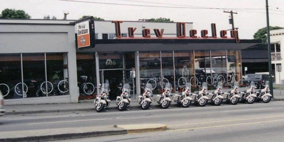 Самому старому дилеру Harley-Davidson в Канаде исполнилось 100 лет