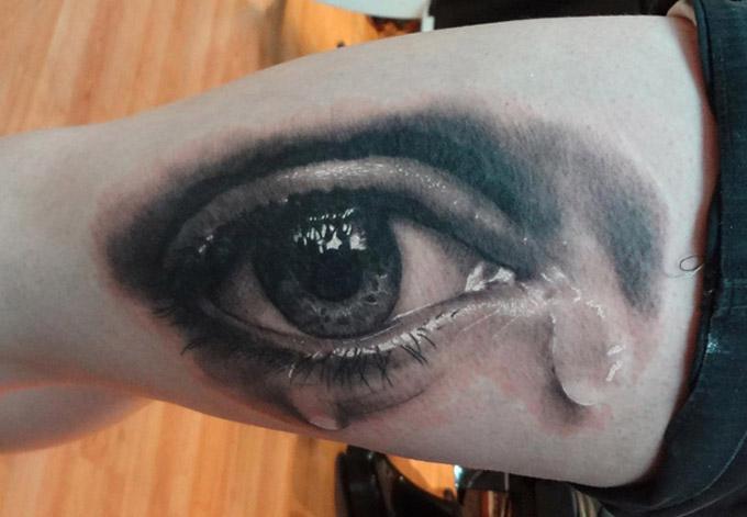 Que tal uma tattoo 3D?
