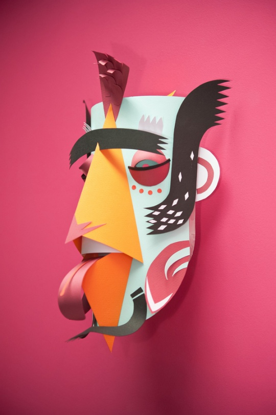 Various COOL Artworks by Thibaut van Boxtel