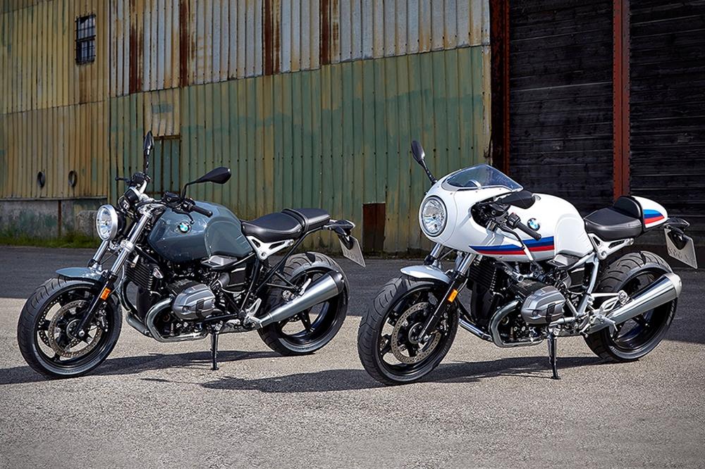 Продажи BMW Motorrad выросли на 5.5% в первом квартале 2017 года