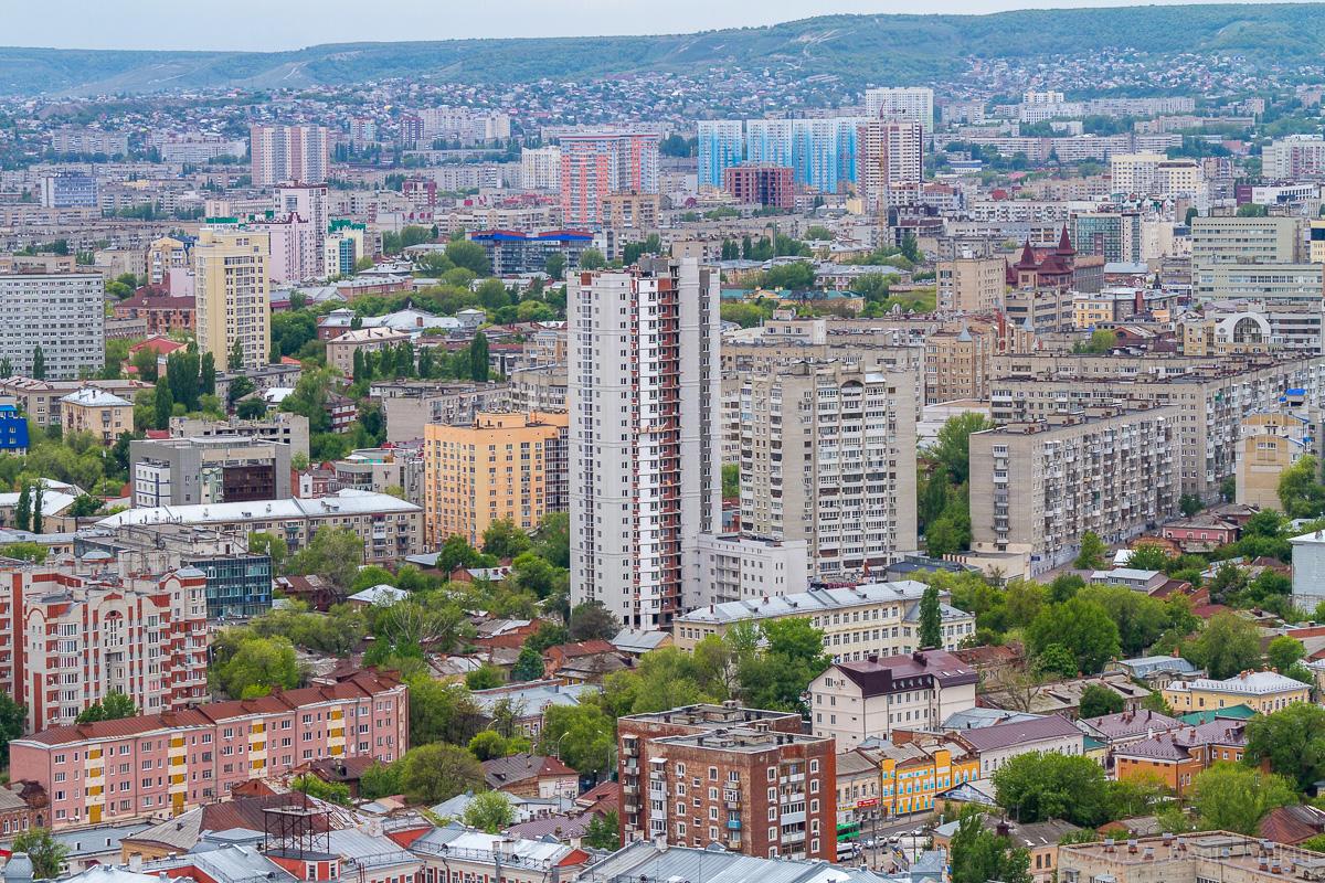Вид на Саратов с Volga Sky фото 13