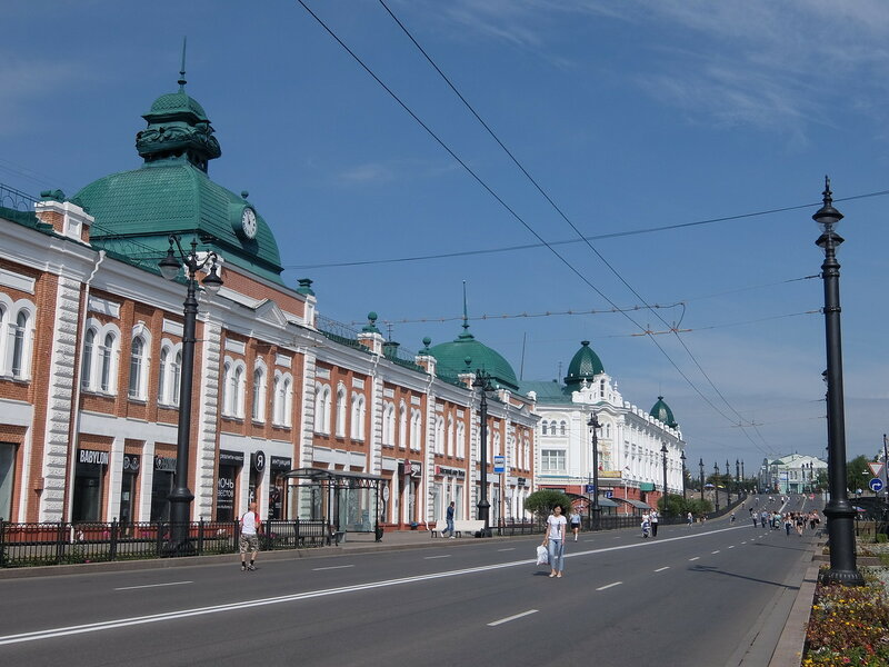 Омск - Любинский проект