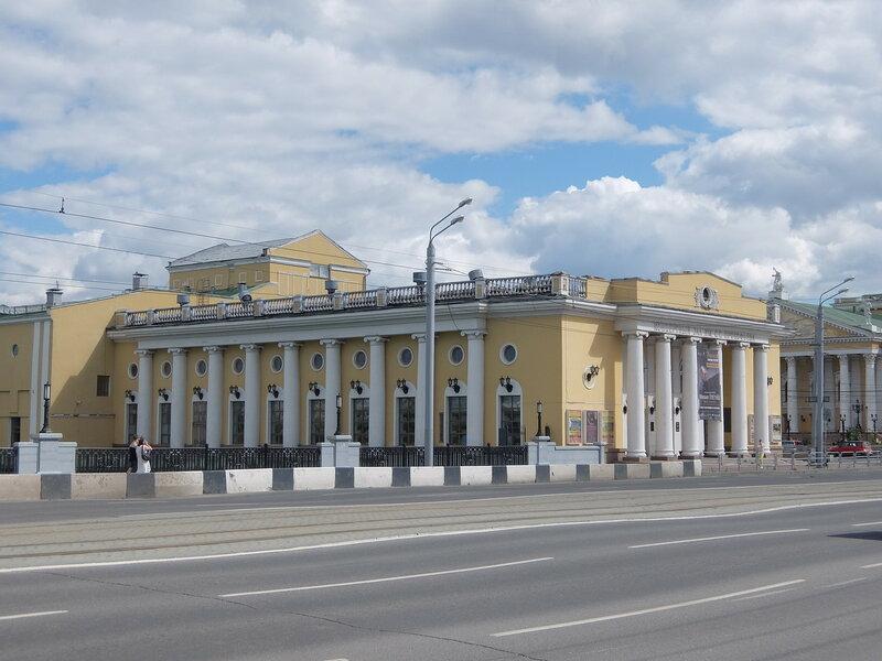 Челябинск - Музыкальный зал имени Прокофьева