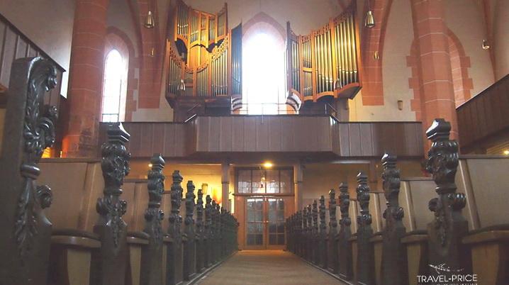 Церковь Божьей Матери Бюденген