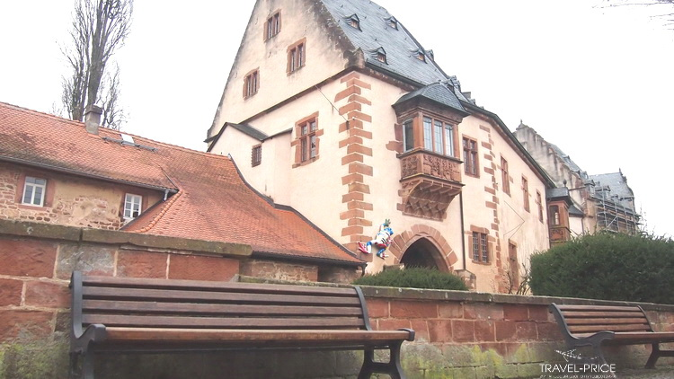 замок Бюденгена