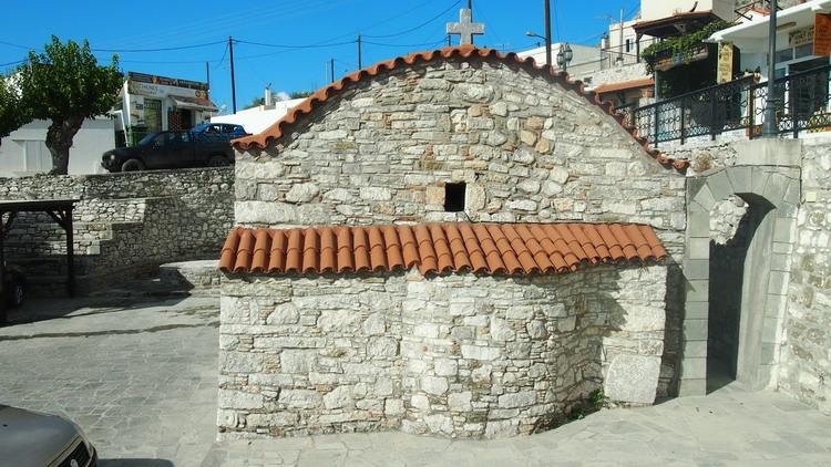 Церковь Пантелеймона Родос