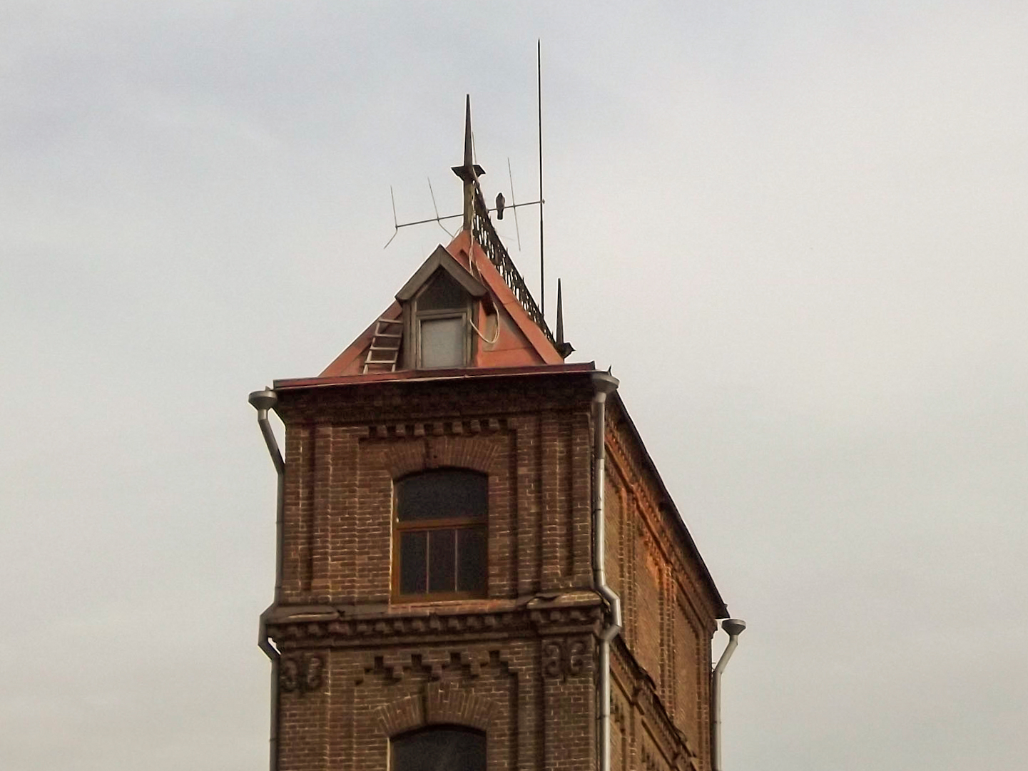 Мельница Степашкина