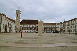 Университет Коимбры (основан в 1290 г.)