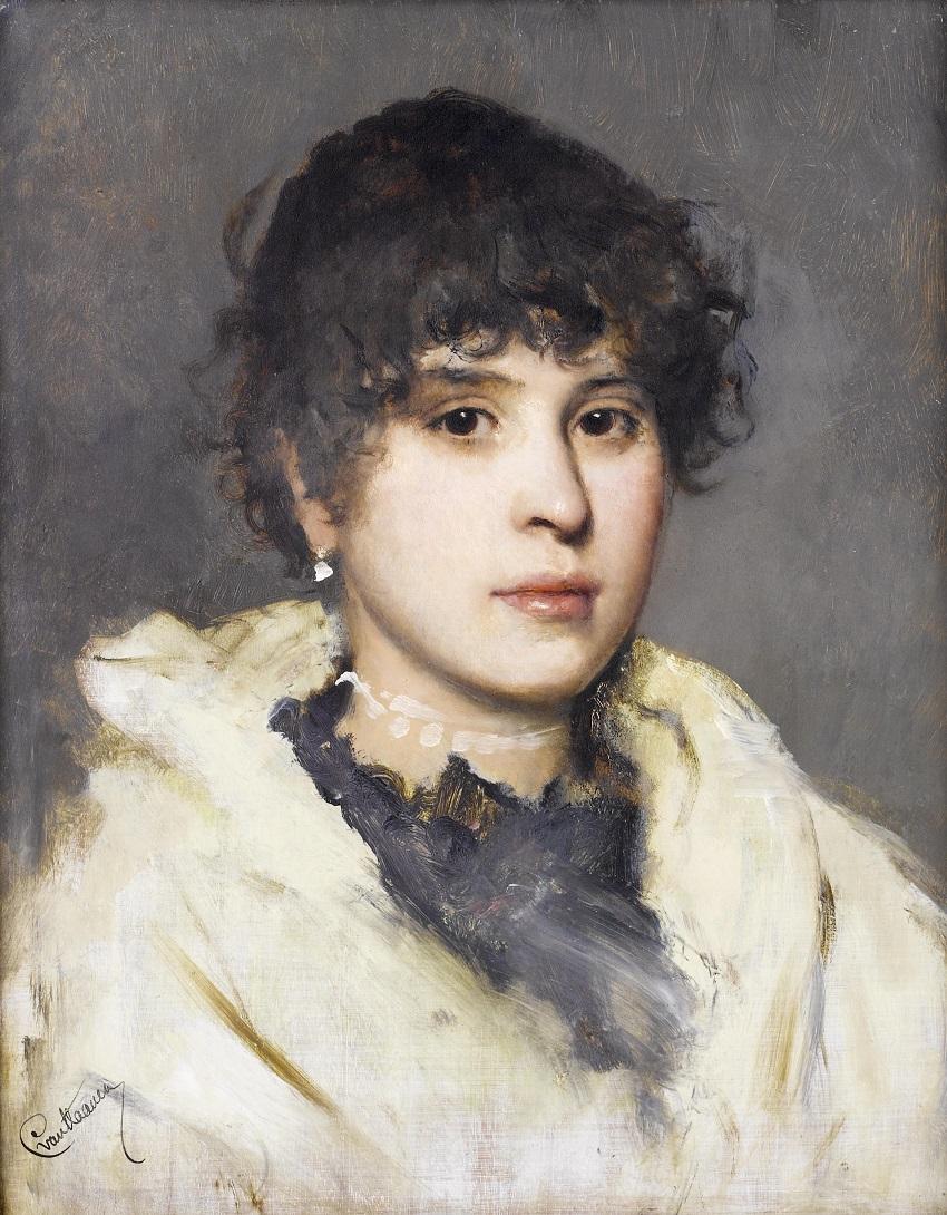The Venetian girl