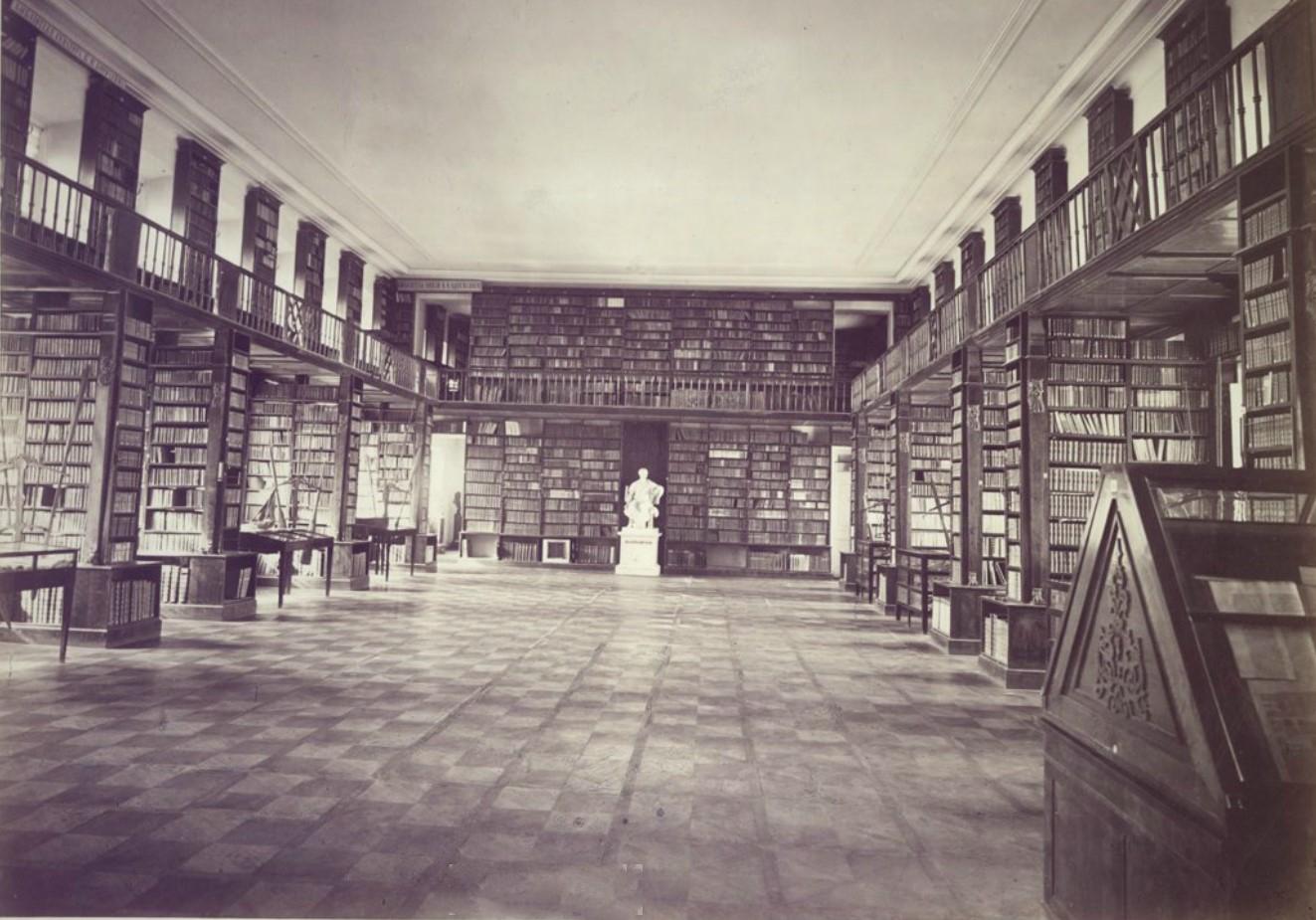 25. Бонус. Румянцевский зал. 1890-е