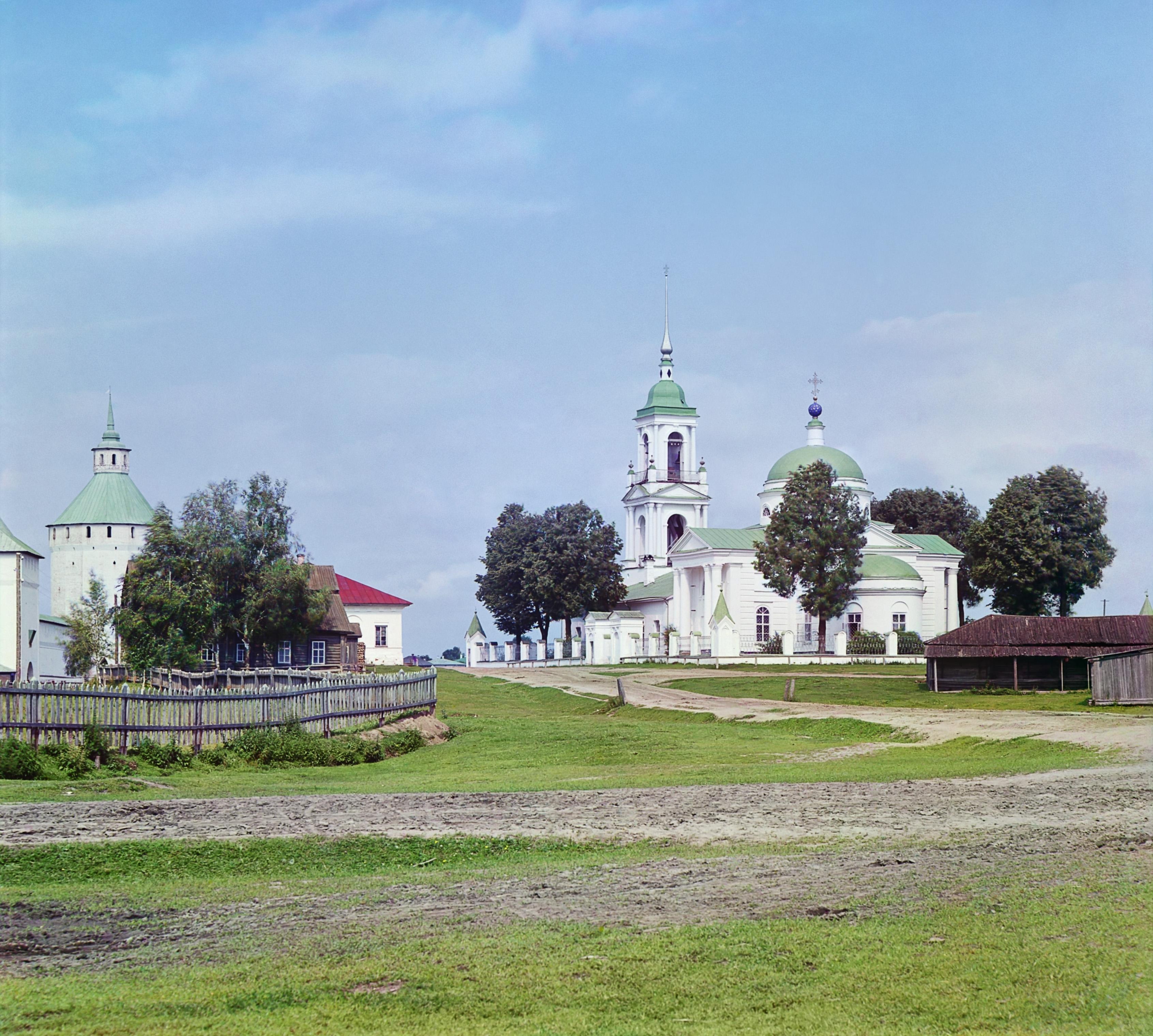 Кириллов. Казанский собор