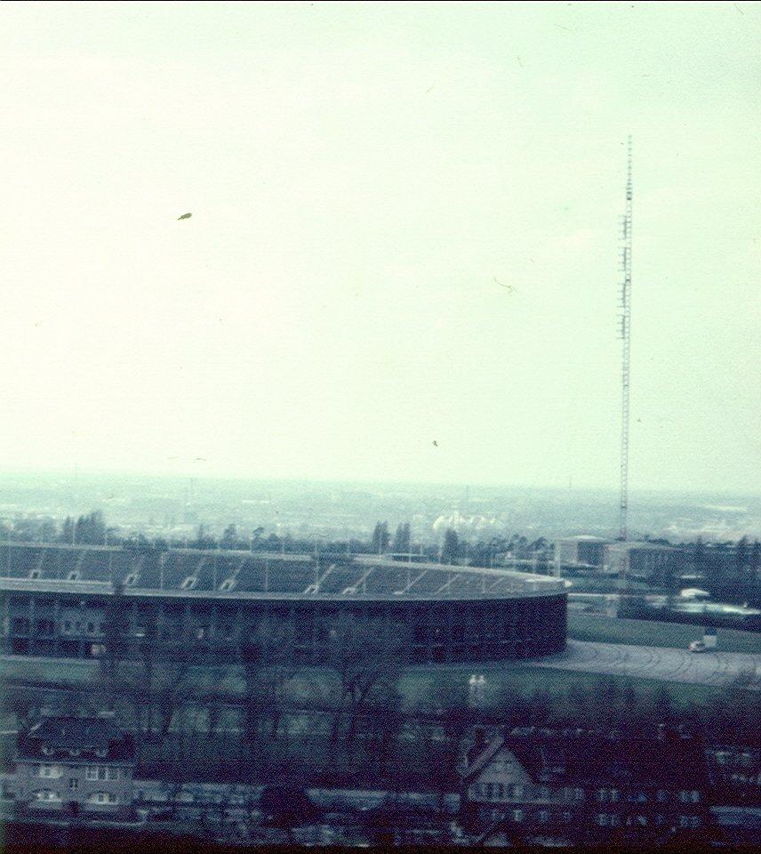 Берлин. Стадион