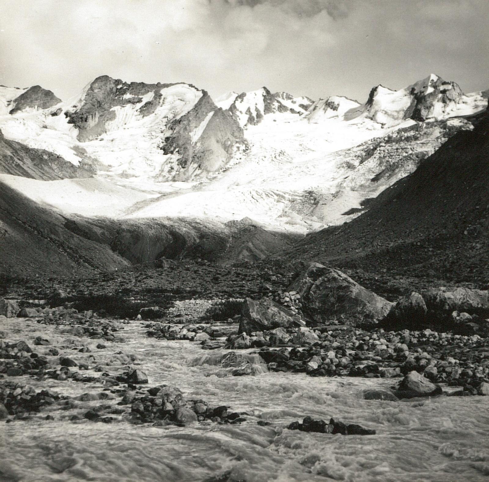 Центральный Кавказ. Долина Адылсу