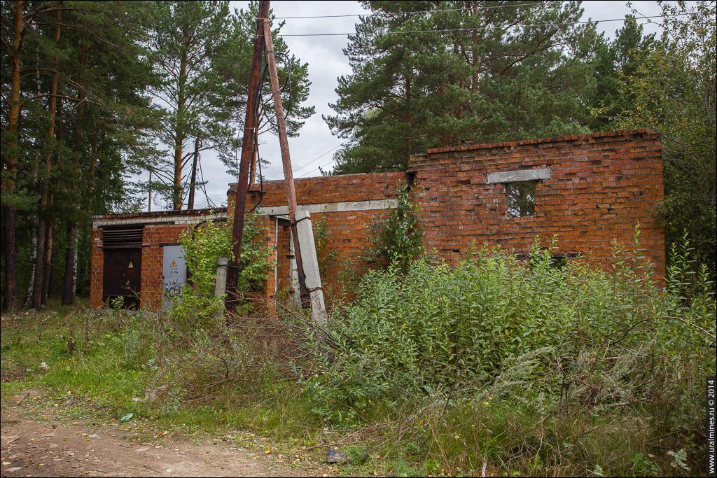 Изумрудные копи Урала: Черемшанский рудник
