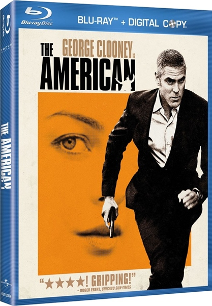 Американец / The American (2010/BDRip/HDRip)