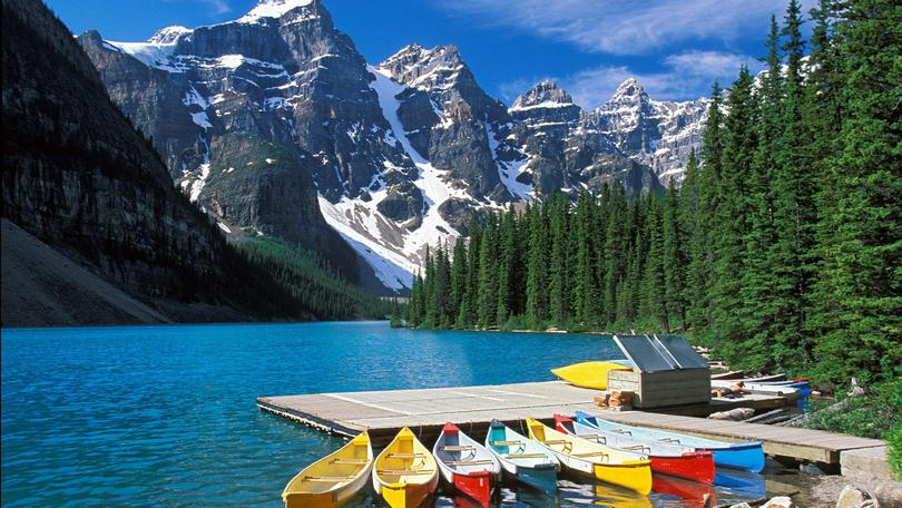 Лучшие национальные парки Канады