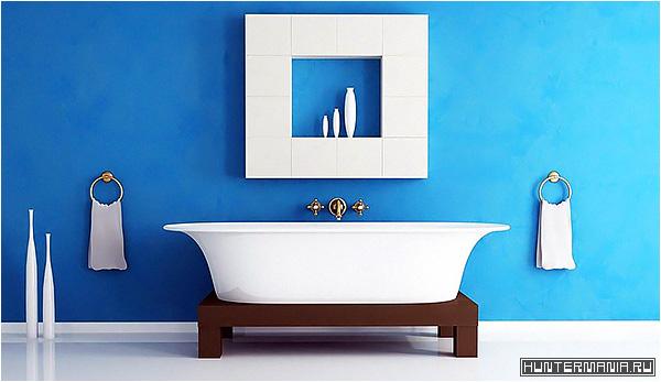 Полезные советы для чистоты в ванной
