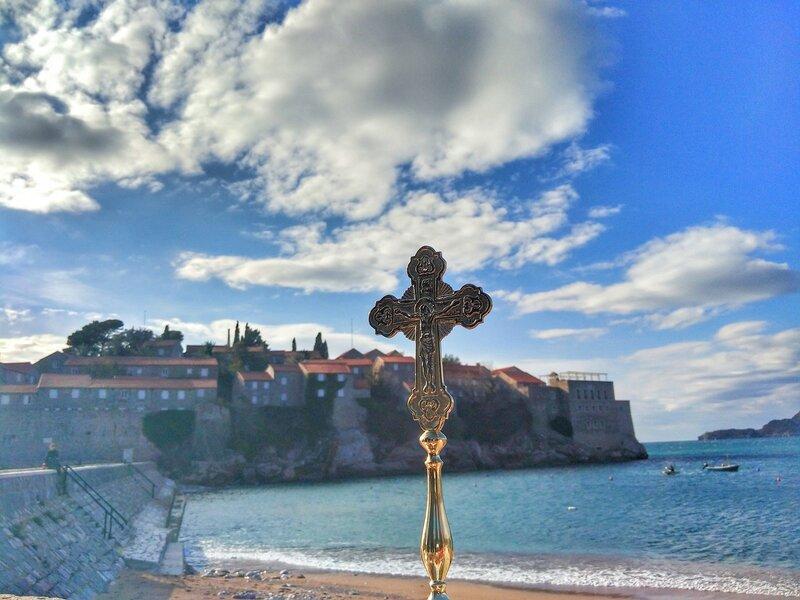 Черногория на Крещение