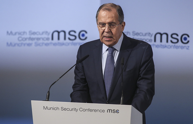 20170218_16-51-Лавров- увязывать снятие санкций Евросоюза с выполнением Россией «Минска-2» нелогично