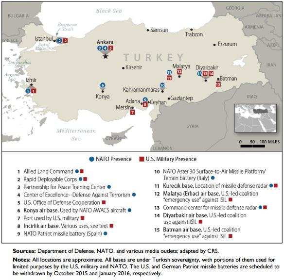 Турция построит стену вдоль всей границы сСирией квесне 2017 года