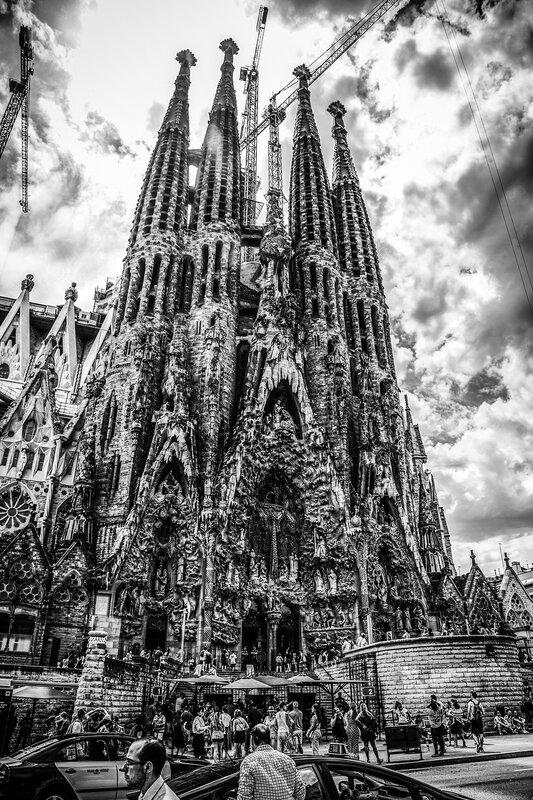 Sagrada Familia (Собор Святого Семейства)