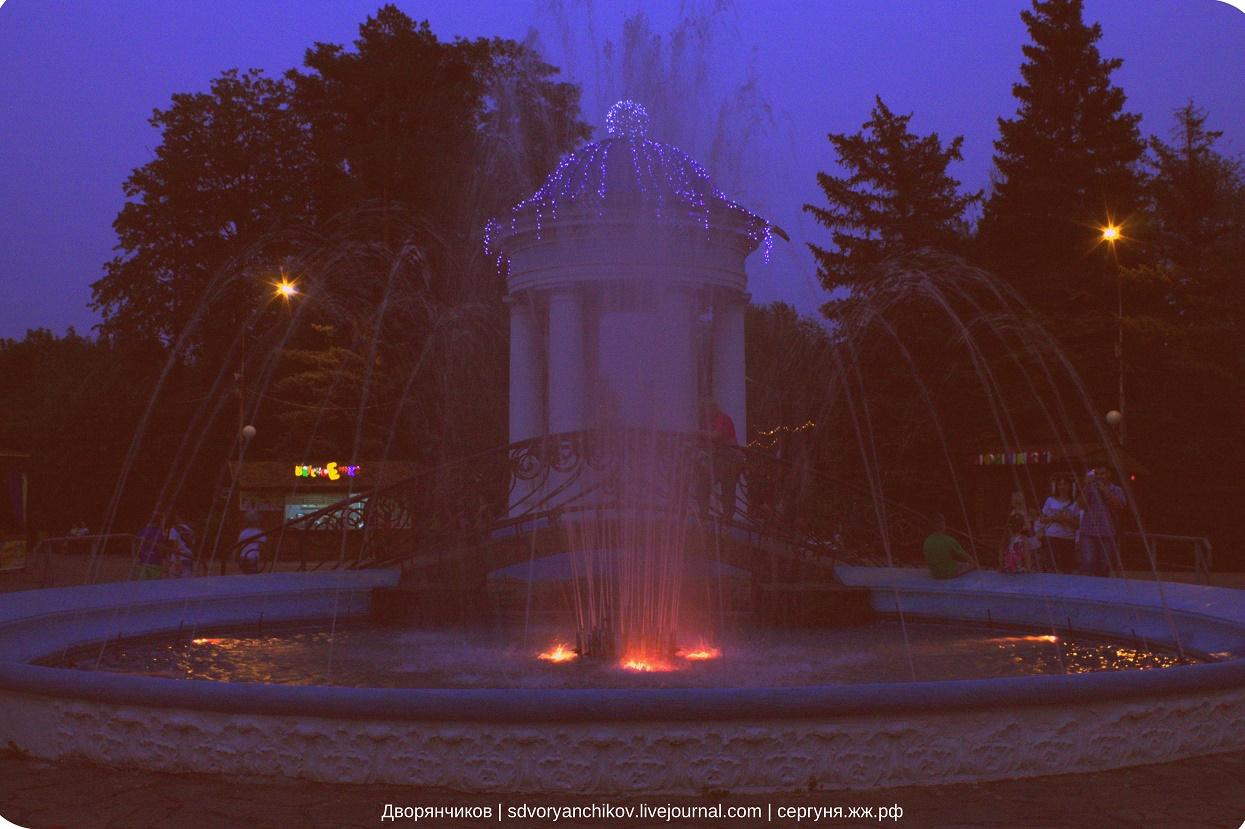 Ротонда - парк ВГС - Гидростроитель - Волжский - 29 июля 2016