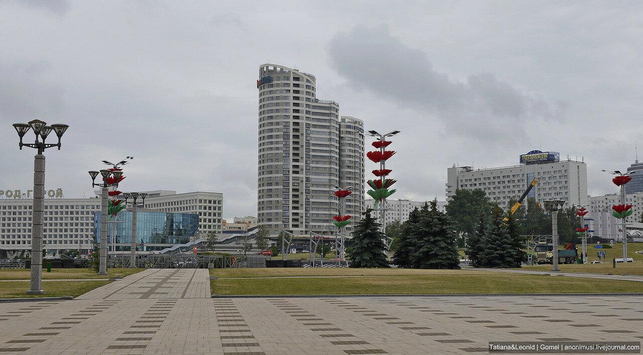 Минская прогулка