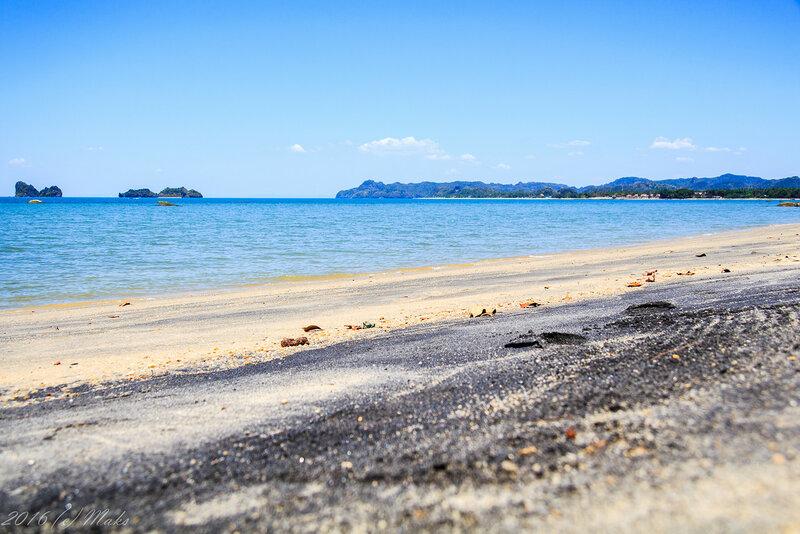 Пляж Черные пески