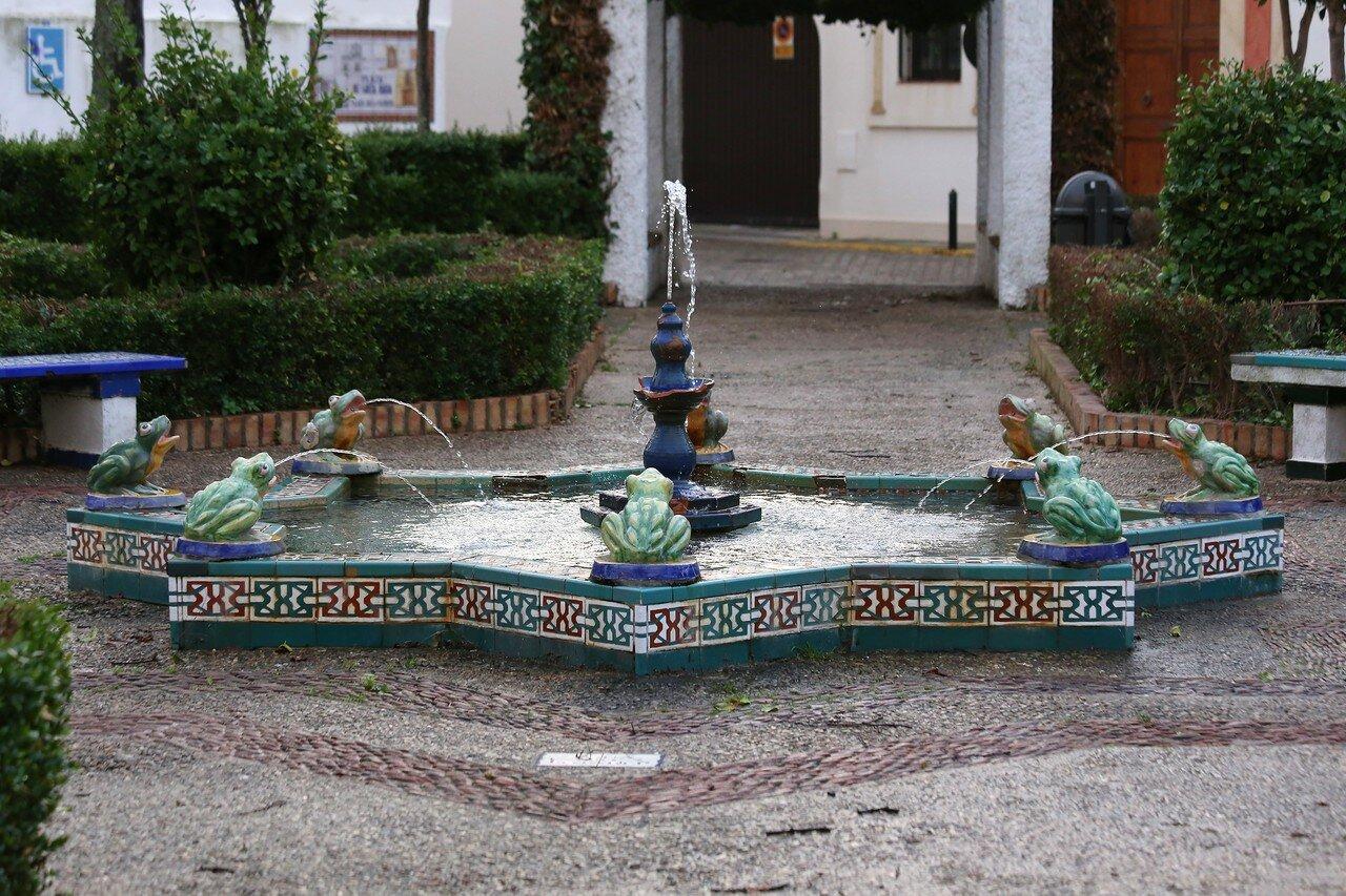 Rate's. St. Mary's square (Plaza de Santa Maria)