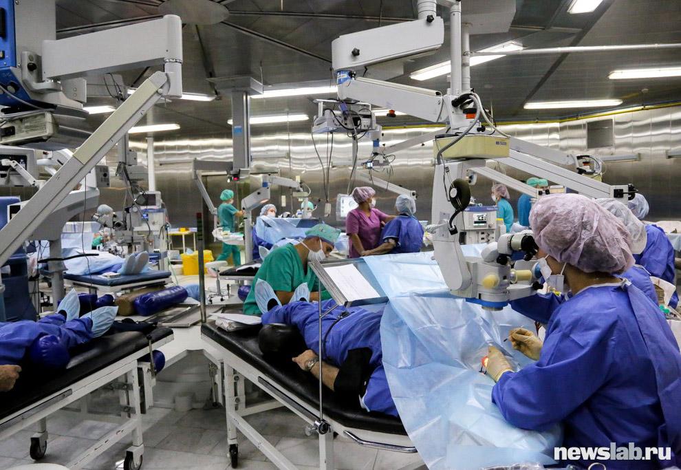 5. Современные технологии позволяют осуществить хирургическое вмешательство атравматично, через