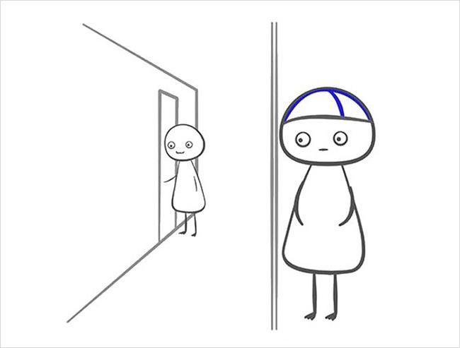 10 доказательств, что быть интровертом — это ежедневный подвиг. И не один (10 фото)