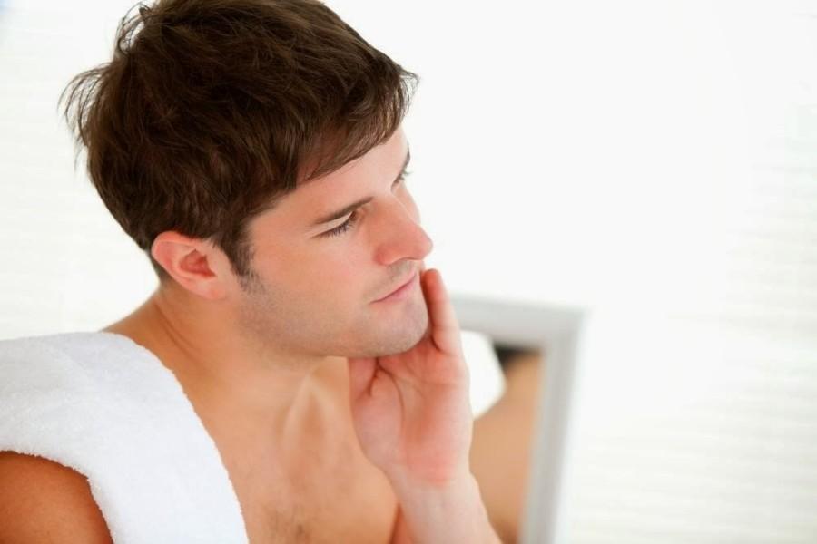 8. Бальзам после бритья В состав большинства бальзамов входит спирт, который отлично дезинфицирует и