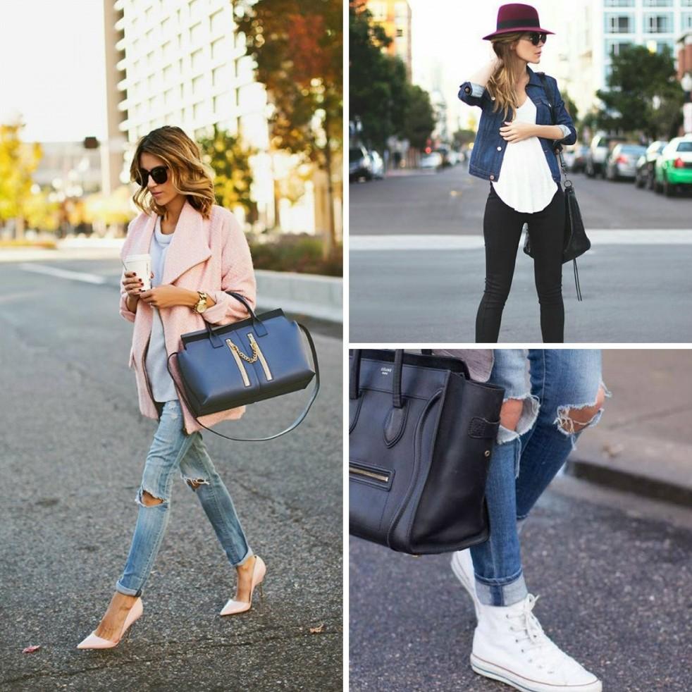 3. Джинсы «В этой жизни я жалею лишь об одном — что джинсы придумал не я» (Ив Сен-Лоран).