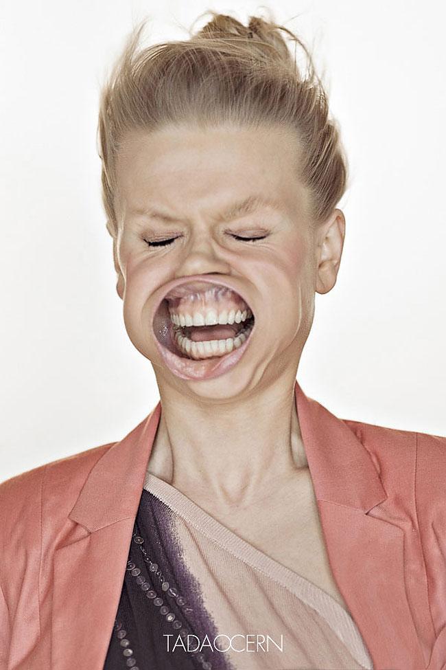 Фотопроект «Воздушную струю мне в лицо» от литовского фотографа (20 фото)
