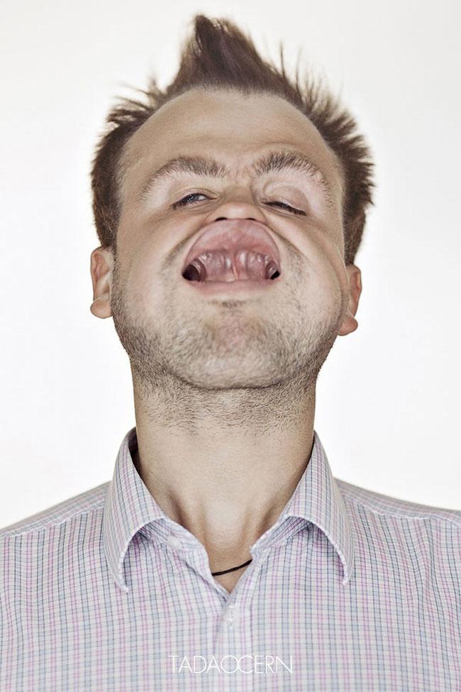Фотопроект «Воздушную струю мне в лицо» от литовского фотографа