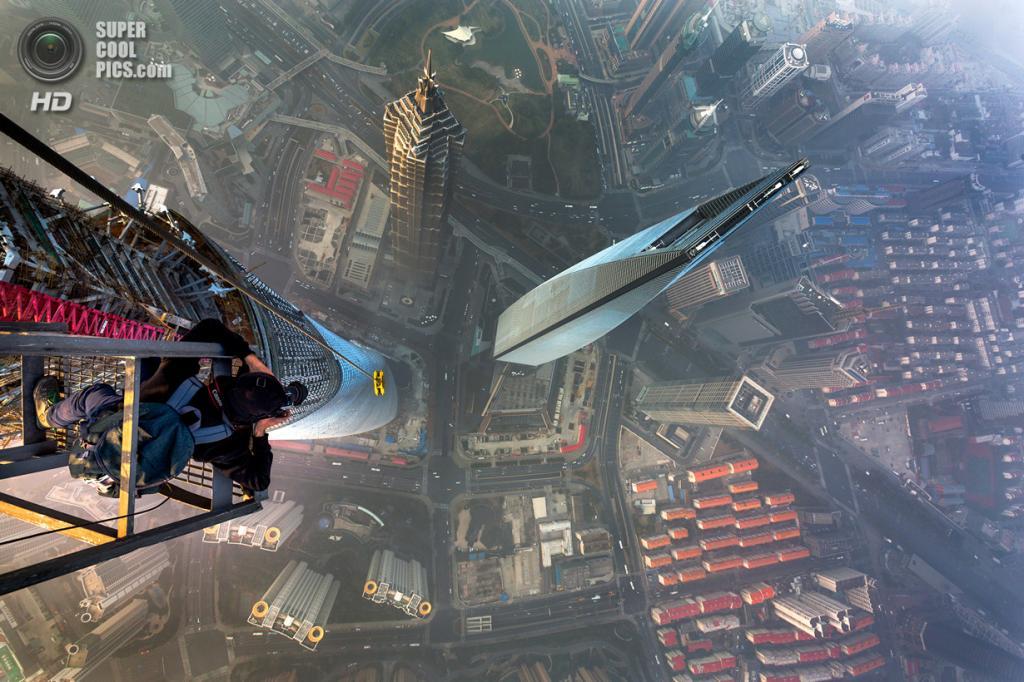 1. Шанхайская башня, Шанхай. Высота: 632 м. Введение в эксплуатацию: 2014 год. (Vitaly Raskalov/