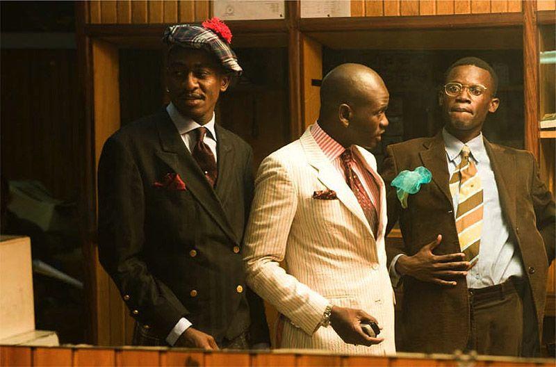 Общество элегантных людей — высокая мода Конго (21 фото)