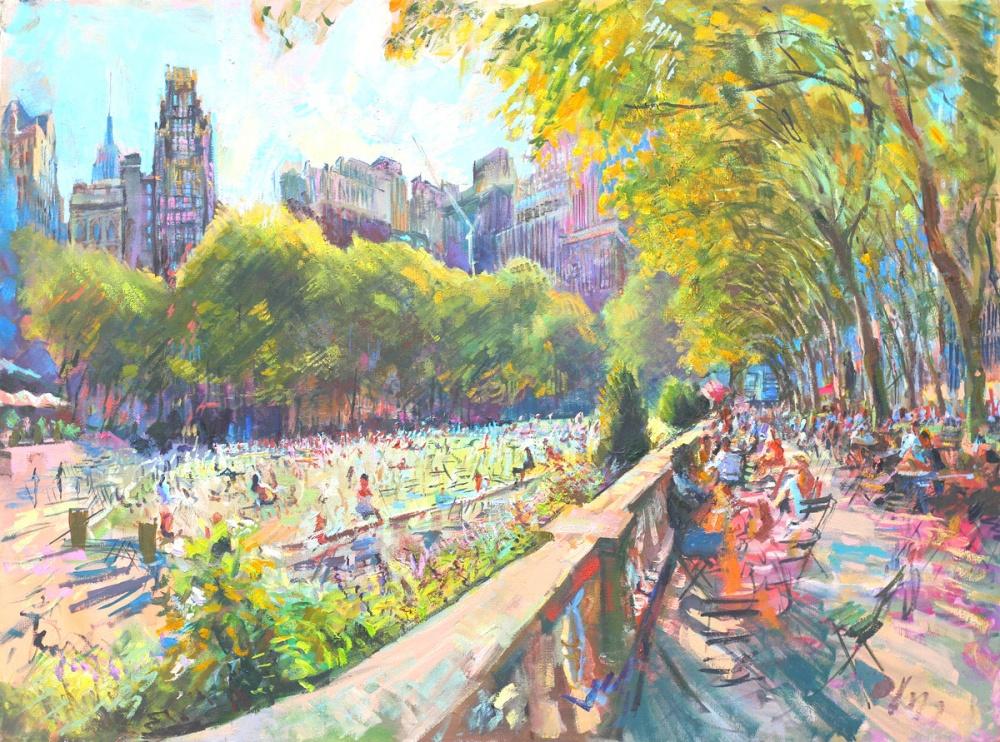 Роб Пойнтон— один изинтереснейших художников, работающих иживущих вВеликобритании. Отличительной
