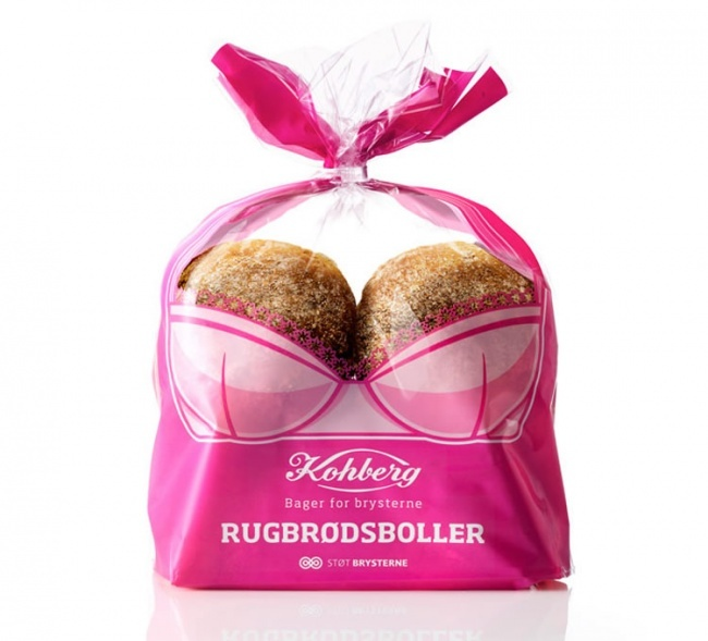 1. Упаковка булочек